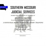 missouri bail bond training 24 Hour Bail Bond/Surety Recovery Basic Training