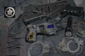building search and arrest bail bond bounty hunter